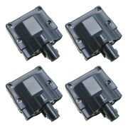 Set-wkp9201070-4 Walker Products Ignition Coils Set Of 4 New For Runner Truck