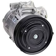 471-1493 Denso A/c Ac Compressor New With Clutch For Acura Rl 2006-2012