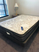 Easy Rest Adjustable Sleep System Queen Size Bed