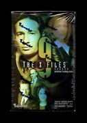 2003 Inkworks The X-files Season 9 Trading Cards 24 Pack Box Sealed
