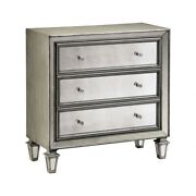33.5 Inch Chest Antique/grey/hand-painted Finish - Furniture - Chest -