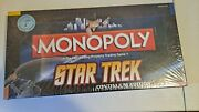New Star Trek 2009 Continuum Edition Monopoly Board Game 6 Pewter Tokens Sealed