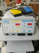 Erbe Icc 200 With Foot Control
