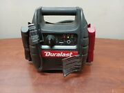 Duralast 1000 Amp Portable Battery Jump Starter With Compressor Dl-1000 C-x
