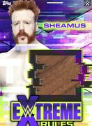 Topps Wwe Slam [digital] Extreme Rules - Table Relic - Sheamus