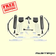 8 Basic System W/ Shocks For Ford F350 4wd 2008-16 Fabtech