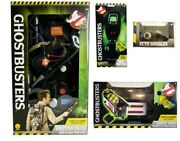 Rubies Ghostbusters Lightup Proton Pack Ecto Goggles Ghost Trap Pke Meter Prop