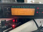Zoom 9150 Valve Dsp Multi Effects Rack Unit Vintage W / Ac Adapter
