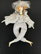 Poupee Millet Doll By Cerri Art Made In France