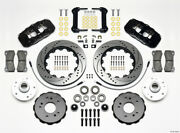 Wilwood Aero6 Front Truck Kit 14.25in Drilled For 97-03 Ford F150 - Wil140-12824