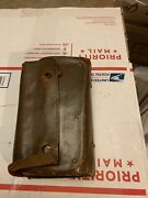 Vintage Old Common Sence Fly Fishing Wallet Full Really Nice Stuff Here