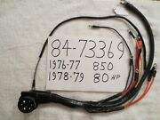 Mercury Outboard Internal Wiring Harness - 84-73369 -have Your Old Core Restored