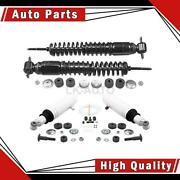 Monroe Shocks And Struts Front Rear 2 Of Shock Absorbers For Ford Gran Torino