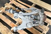 Right Rear Suspension Side Axle Lower Control Arm Knuckle Awd Oem Alfa Romeo Q4