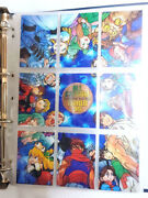 Carddas Masters All Capcom World And03998 Complete Set With Dedicated Files Types