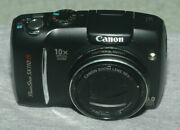 Canon Powershot Sx110 Is For Parts Read