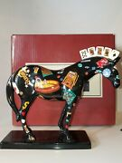 11459 Five Card Stud Westland Trail Of Painted Ponies Horses Horse Poker Pony