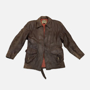 Vintage Hercules Outerwear By Sears Leather Jacket