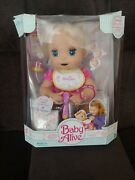 Hasbro 2006 Baby Alive Doll She Really Eats And Poops New In Damaged Box