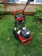 Craftsman 3000 Psi Gas Pressure Washer Briggs And Stratton Pick Up Only Ct