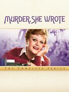 Murder She Wrote The Complete Series Dvd Angela Lansbury New
