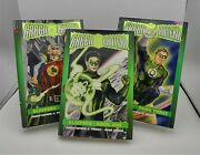 Green Lantern Sleepers Book 1 2 And 3 Hardcovers Christopher James Priest Novels