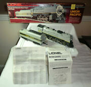 Lionel 6-8002 Union Pacific 2-8-4 Berkshire Steam Engine And Tender