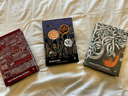 White's Fine Editions Jane Eyre, Sherlock Holmes, The Christmas Books