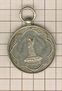 Pretty Great Medal Mantis Douai Our Lady Of Miracles A Wibaut 1880