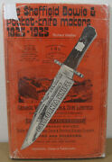 The Sheffield Bowie Pocket Knife Makers 1825 To 1925 Washer 1974 Hardcover Book