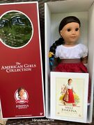 American Girl Doll Josefina Montoyaand039s 35th Anniversary Collection Accessories N
