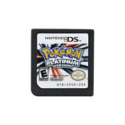 Pokemon Platinum Version Game Card For 3ds Ndsi Nds Ndsl Us New