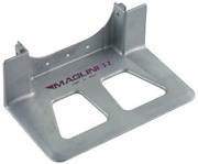 Die Cast Nose Plate 14 X 7-1/2 Inch Durable Aluminum Fit Magliner Hand Truck New