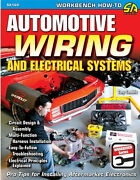 Automotive Wiring And Electrical Systems Book - An In-depth Guide - Brand New