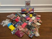 Rainbow Loom Kit And Rubber Bands Various Colors - Huge Lot