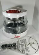 Hearthware Home Products Nuwave Pro Infrared Convection Oven 20331 Red And White
