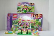 Preowned Lego Friends Heartlake Dog Show 3942 With Manual And Box Complete