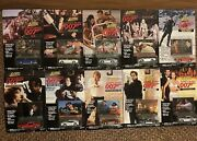 Complete Collection 10 Johnny Lightning James Bond 007 Car And Movie Card Lot