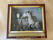 Disney Toy Story 25th Anniversary Limited Edition Woody And Bullseye Plush Set