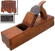 Extra Clean Triple Boxed Hdld. Complex Molding Plane - H. Chapin, Union Factory