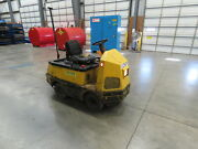 Taylor Dunn Tow Tractor Electric 4-wheel Shop Cart 2-speed