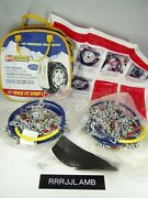 Les Schwab Alpine Sport 2318 Snow Cable Tire Chains Truck Suv 225/55-16 And 17 18+