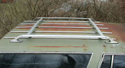 1987 Chevrolet Caprice Station Wagon Roof Rack With Stainless Roof Strips 80s Gm