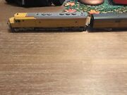 Milwaukee Road Passenger Model Train Set Ho Scale With Athearn Fp45 Engine