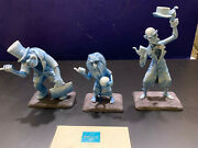 Wdcc Haunted Mansion - Beware Of Hitchhiking Ghosts W/ Coa And Box