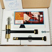 Norvise Nor-vise Norlander Fly Tying Vise Fishing Tool Kit W/ Instructions Vhs