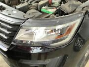 Driver Headlight Base With Police Package Wig Wag Fits 16-19 Explorer 2227346