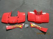 Arctic Cat 250 2x4 Plastics Front And Rear Fenders Right Left Side Covers 680