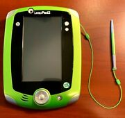 Leapfrog Leappad 2 Explorer Learning System Green Edition, Flawless, 2-10 Yrs