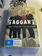 Taggart 100th Episode Collection Tv Show Series Dvd 2 Disc Set Free Post Reg All